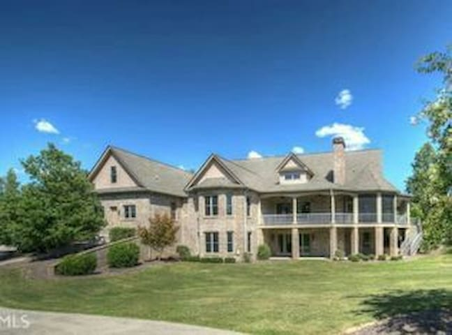 Beautiful Equestrian Estate - Buckhead - Huis