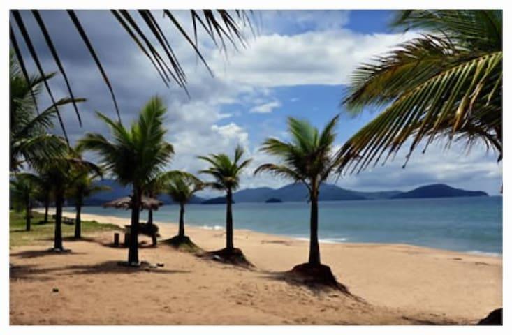 Praia de Massagaçu