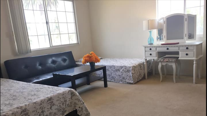 Single house in Monterey Park