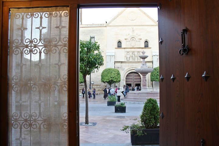 La Almacería, un lugar en el corazón de Andalucía.