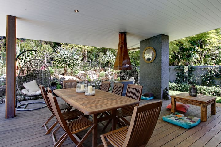 Figtree Escape Byron Bay - Ewingsdale - Huis
