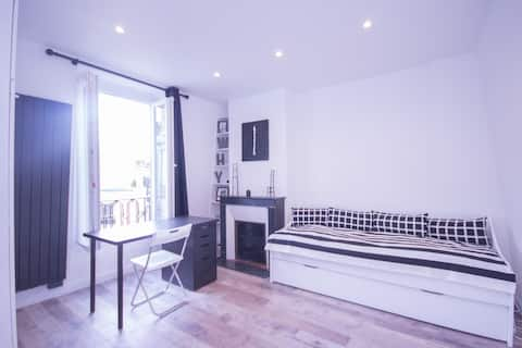 Beautiful bright apartment near the TROCADERO - Professional Cleaning