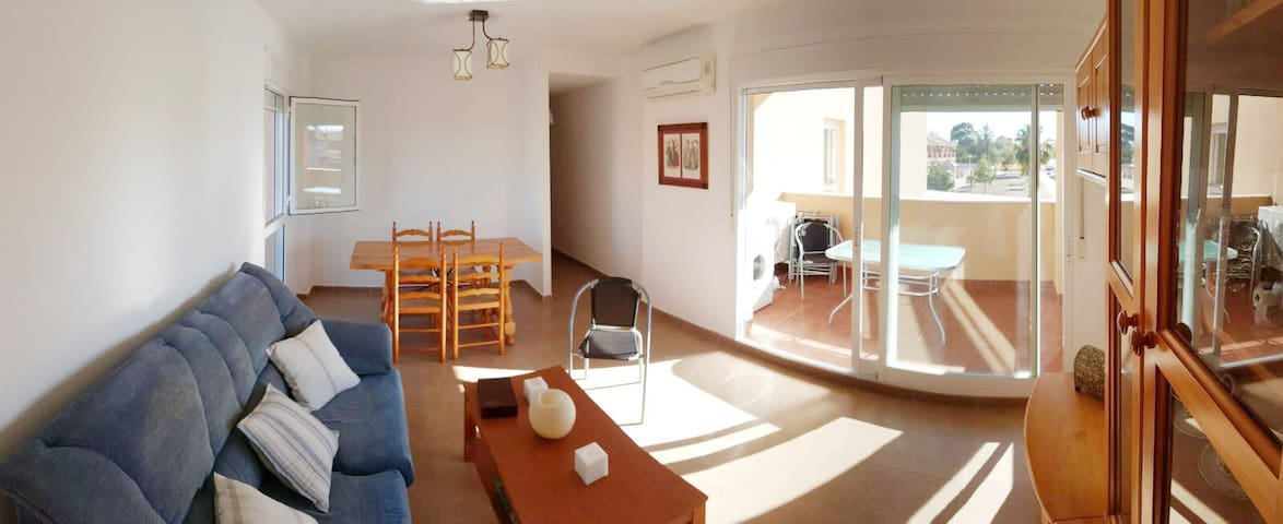 Apartamento en la playa (150mts) - Cartagena - Appartement