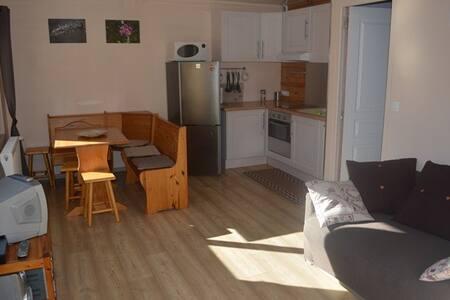 appartement T1 40 m2 indépendant - L'Argentière-la-Bessée