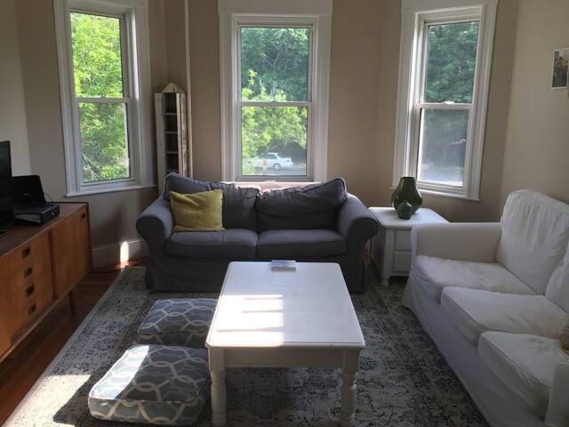 2 Private Rooms in Medford - Medford - Apartment
