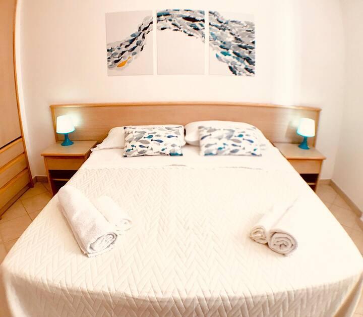 CASA LETIZIA 8 appartamento  sul mare Cilento