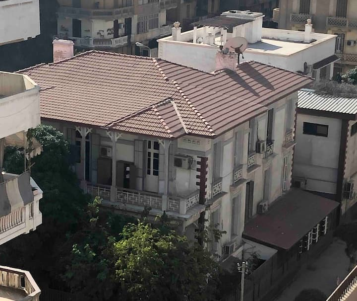 Newly furnished apart. in the heart of Port Said