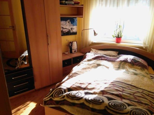 Przytulny pokój - Wałbrzych - Wałbrzych - Casa