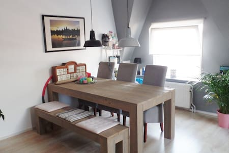 Large apartment in The Hague's best location - Apartment