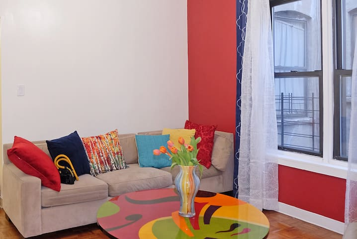 Cozy Private RM Near Central Park N