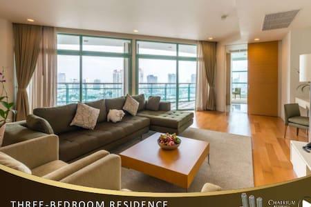 Luxury fully furnished 3 bedroom apartment - Bangkok
