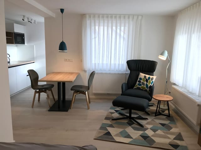 BLEIBE... für Länger! Neues Design Apartement
