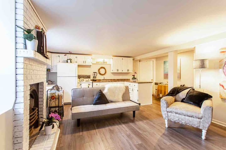 Quaint 1-bedroom apartment in downtown Dartmouth!