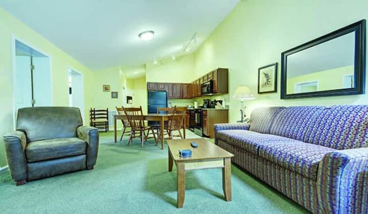 Wyndham Crotched Mountain Resort - Huge 1 Bedroom