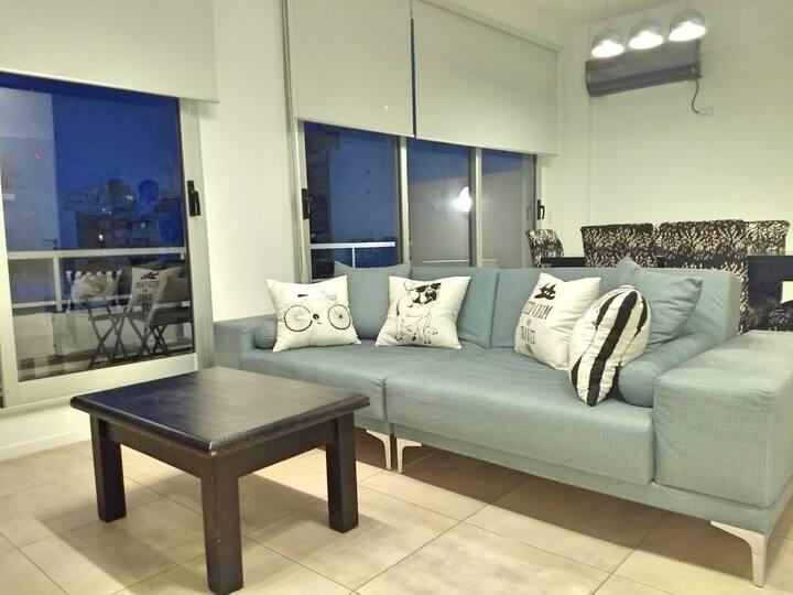 Excelente ubicación, moderno y confortable