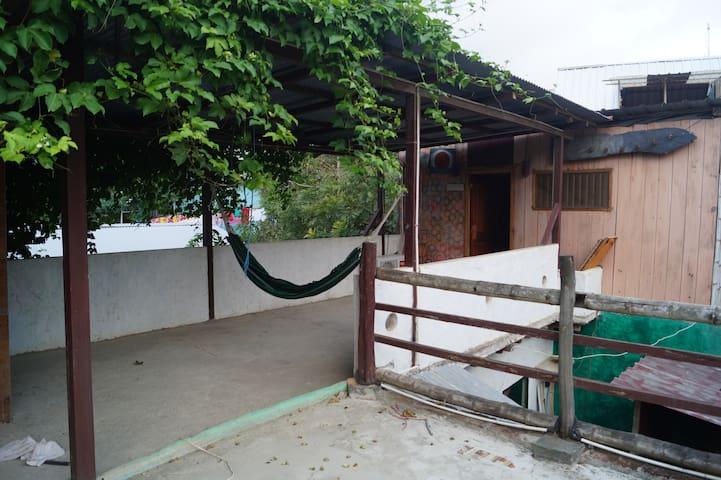 private room in Canoa, Ecuador