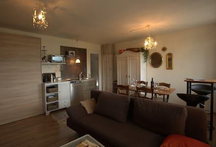Ferienwohnung B&E in Oberhofen - Oberhofen am Thunersee - Wohnung