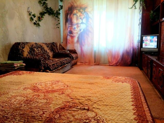 1-к квартира для гостей г. Нальчика ул. Ватутина 8