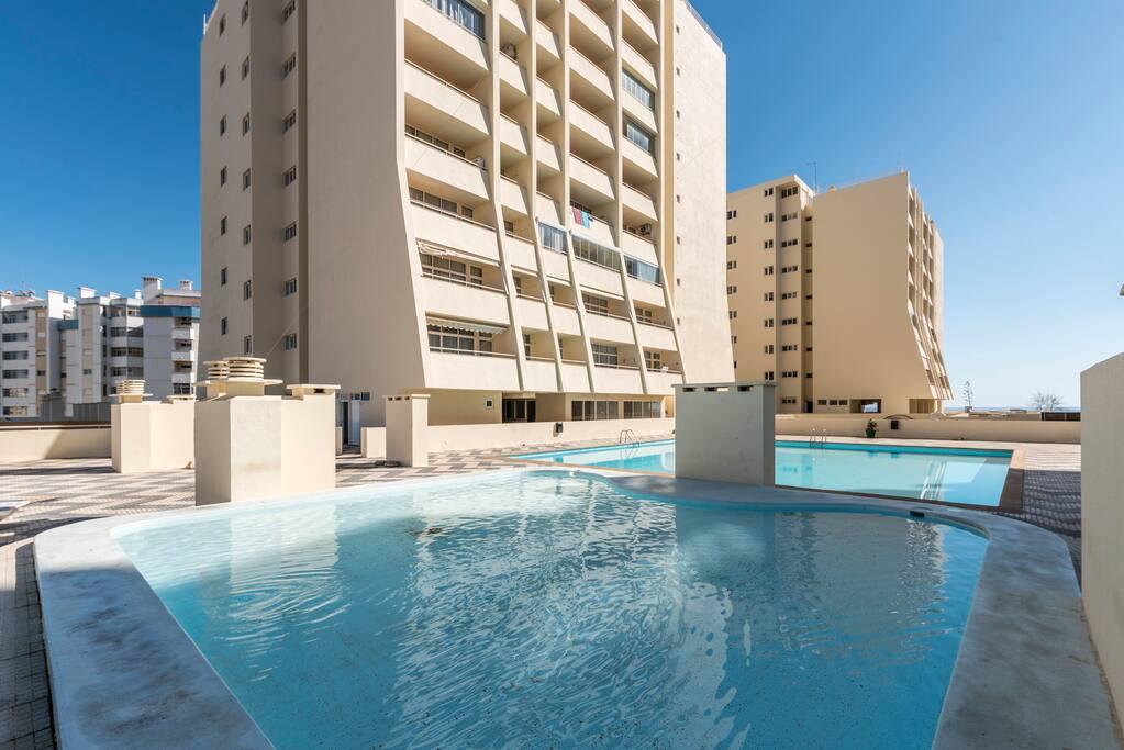 The amazing condo swimming pools