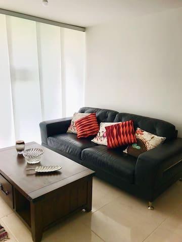 Apartamento nuevo y Tranquilo.