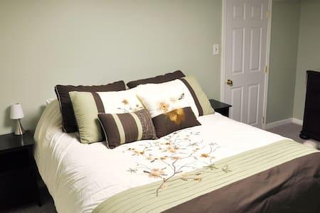 Quiet, Comfortable Private Apartment