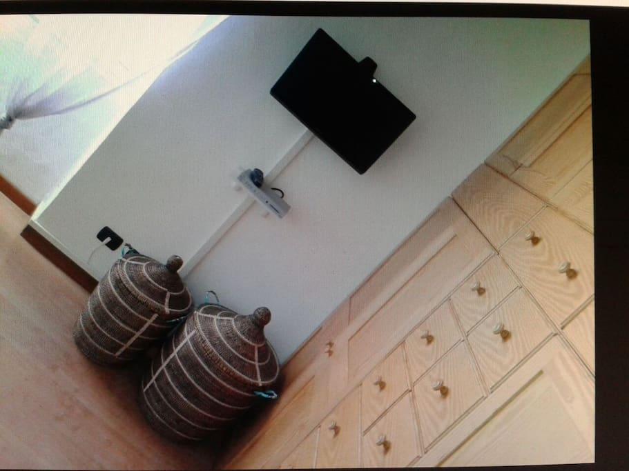 n.1 camera da letto matrimoniale