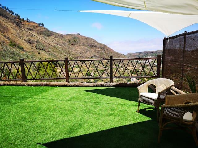 Casa de campo en el centro de Gran Canaria