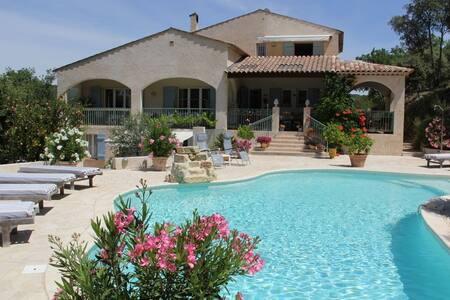 Maison Marianel - Entrecasteaux - Villa