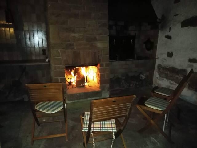 Wolfsmühle - romantisches Landhaus in freier Natur