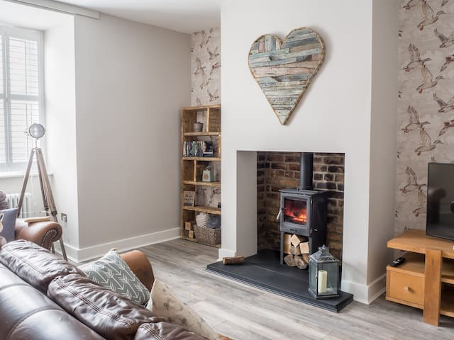 Charming Holiday Home in Amble