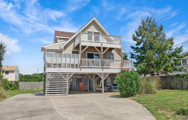 Field of Dreams - Beach House