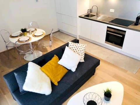 Appartement neuf au centre-ville de Liège