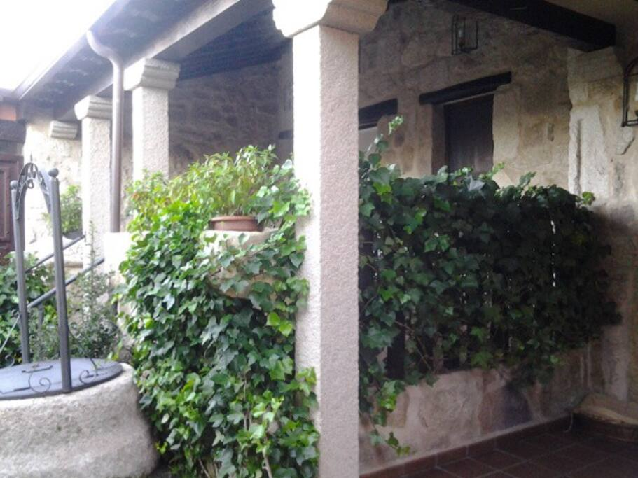 exterior casa Rural Montesa