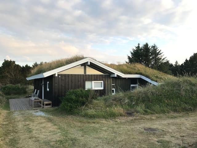 Feriehus i nærheten av Danmarks beste strand