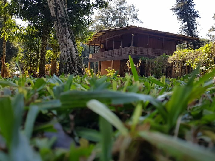 Morada dos Ipês-anexo ao Parque Nacional do Iguaçu