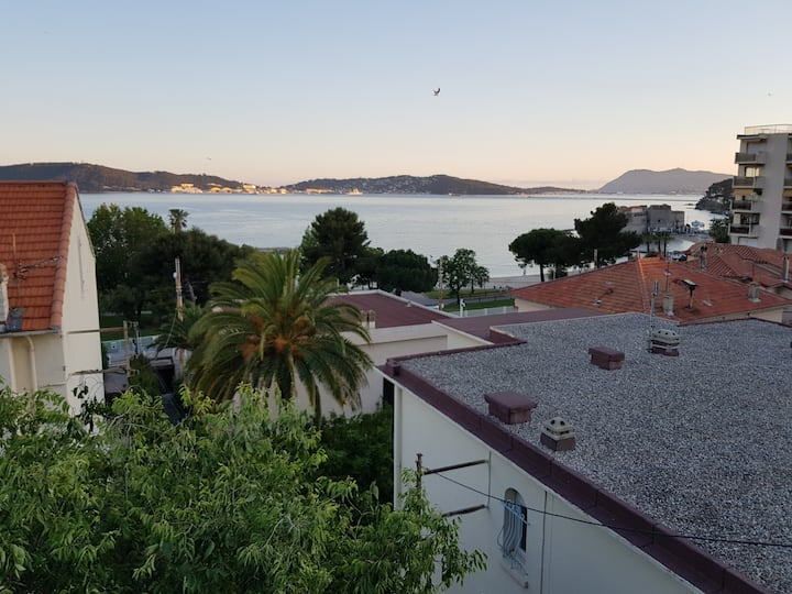 Appartement près des plages du Mourillon à Toulon