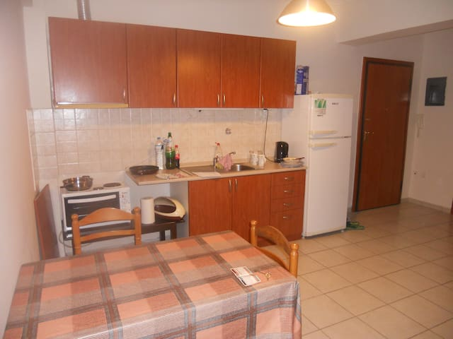 Apartment 1bdrm/1bthr 50sq.m. - 테살로니키(Thessaloniki)