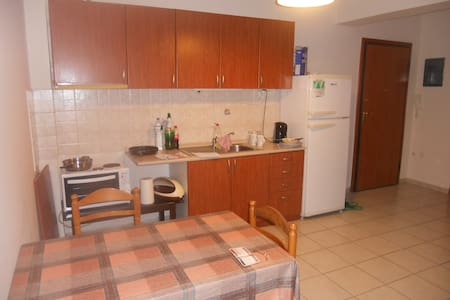 Apartment 1bdrm/1bthr 50sq.m. - Thessaloniki - Huoneisto