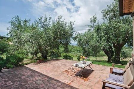 Villa 10-11 sleeps panorama 7 km seaside - Scarlino