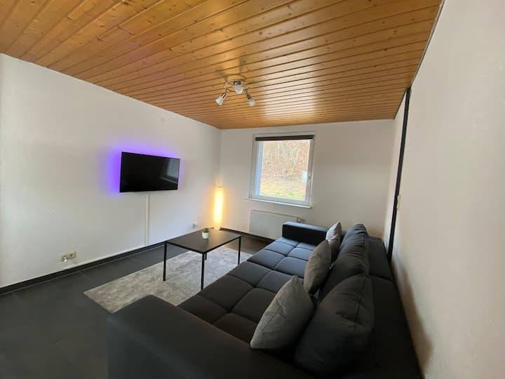Modernes Ferienhaus nahe Schweizer Grenze
