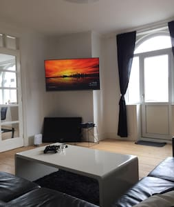 137 sq Penthouse in the heart of Esbjerg