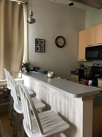 Cozy downtown apartment - Grand Rapids - Daire