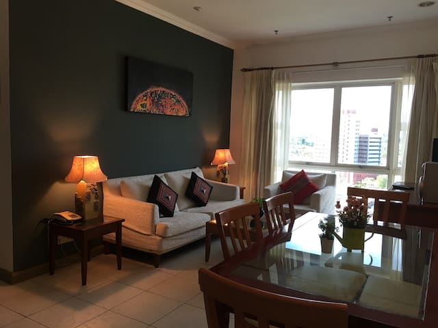 Private Sanctuary within a city hotel with Unifi - Kuching