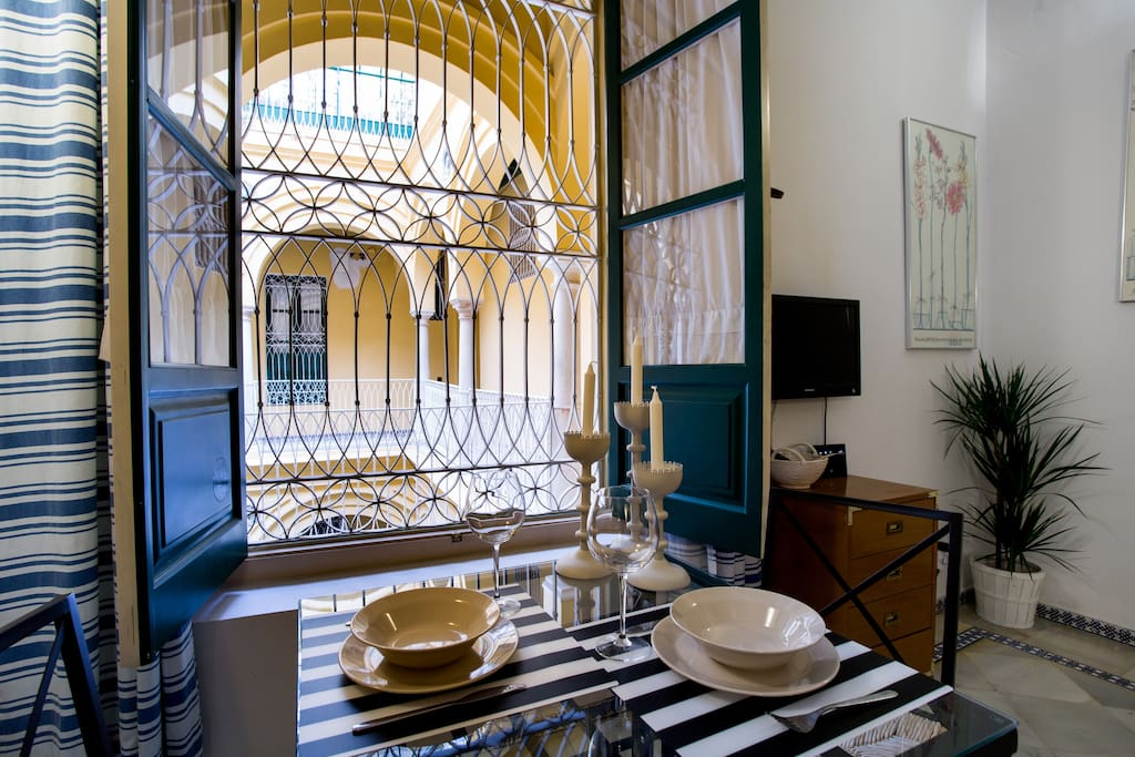 Loft casa palacio catedral apartments for rent in - Loft en sevilla ...