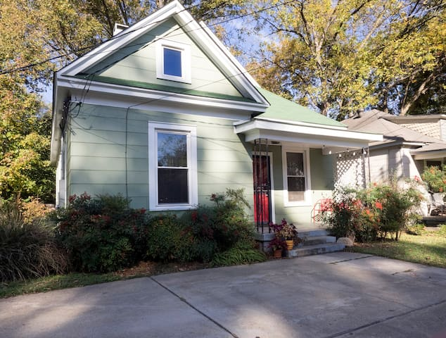Great House in the heart of Midtown - Memphis - Hus