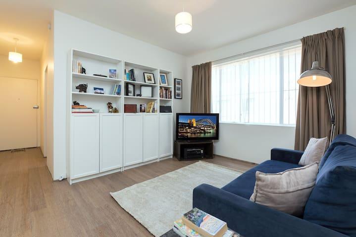 A Quiet Sydney Apartment - Lewisham - Apartmen