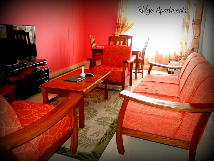 Ridge apartments Furnished