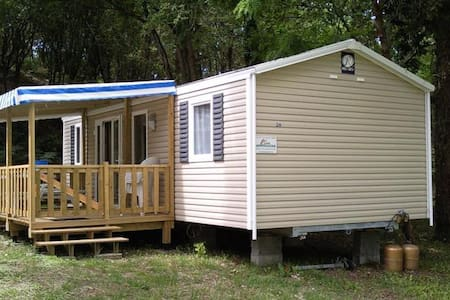 Mobil home 4/6 Pers. Camping 4****  proche Royan - Saint-Augustin - (ukendt)