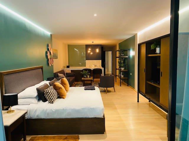 Cozy stylish Loft in Polanco g