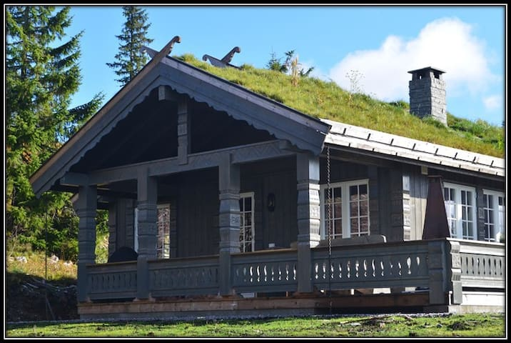 Høystandard hytte til leie Lifjell, Bø i Telemark